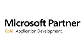 Microsoft Partner, Gold Application Development