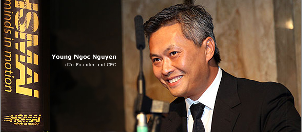 d2o CEO – High Achieving Performance Enhancer of the Year 2011