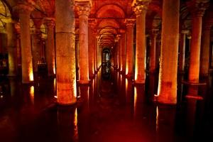 Istanbul – Basilica Cistern