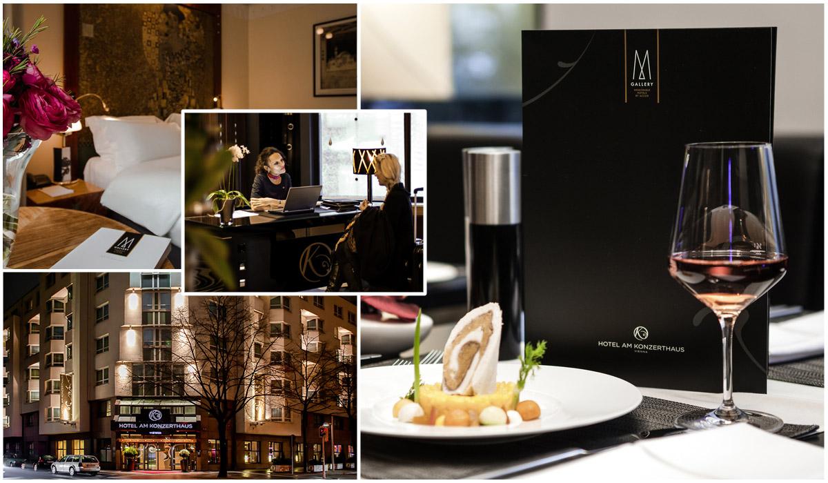 Aina Hospitality – Hotel Am Konzerthaus Vienna MGallery by Sofitel