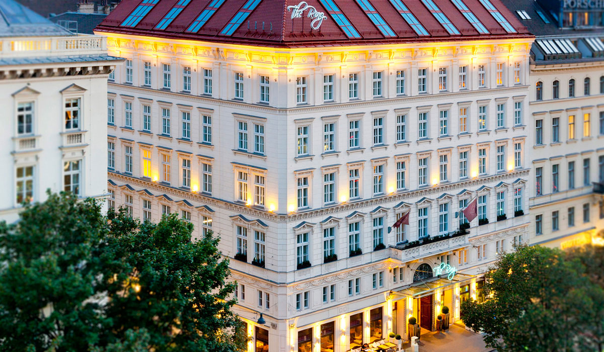 Aina Hospitality – The Ring Hotel Vienna
