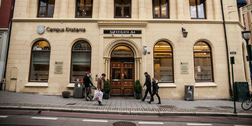 Høyskolen Kristiania d2o PMI SAAS Hotel Management Software Live Forecasting Hospitality Revenue Sale Profit