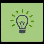 PMI GoGreen Module - light bulb image