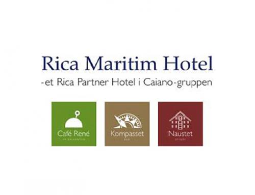 Terje Hansen, General Manager | Rica Maritim Hotel and Rica Saga Hotel