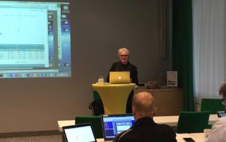 News: Helen de Boer presenting PMI Management Perspective