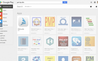 PMI App available at Google Play, news