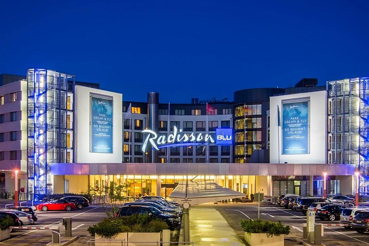 RHG PMI Tour Radisson Blu Hamburg Airport