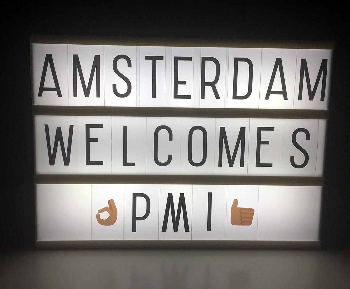 RHG PMI Tour Radisson Blu Amsterdam: