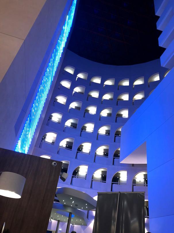 PMI Tour at Radisson Blu Hotel of Lyon