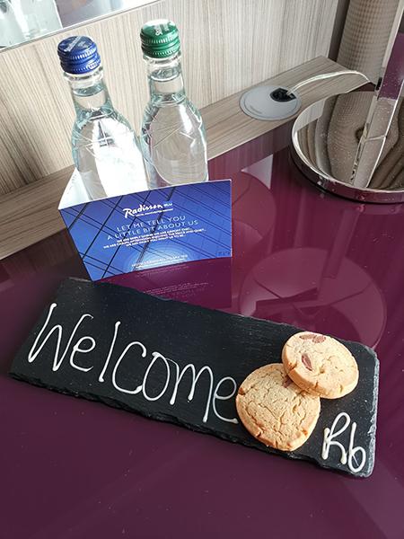 RHG PMI Tour Radisson Blu Manchester: