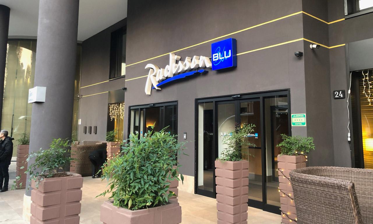 MI RHG Tour – Radisson Blu Hotel Milan