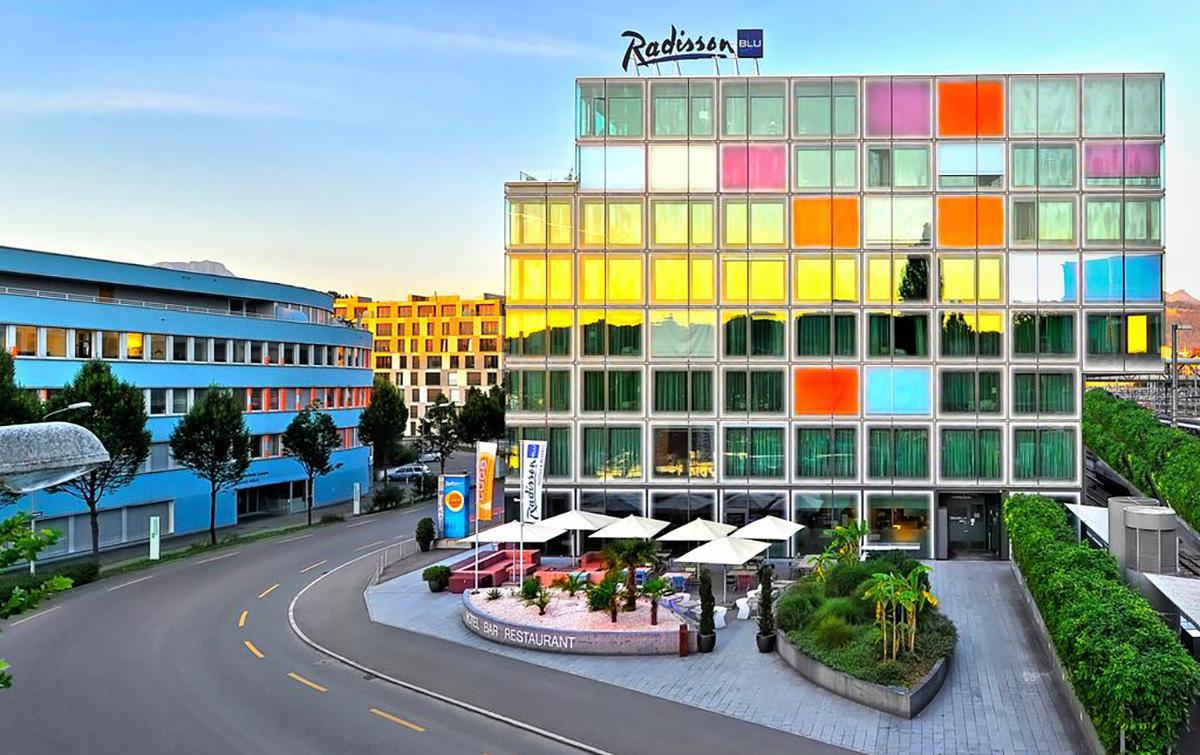 PMI at Radisson Blu Hotel Lucerne