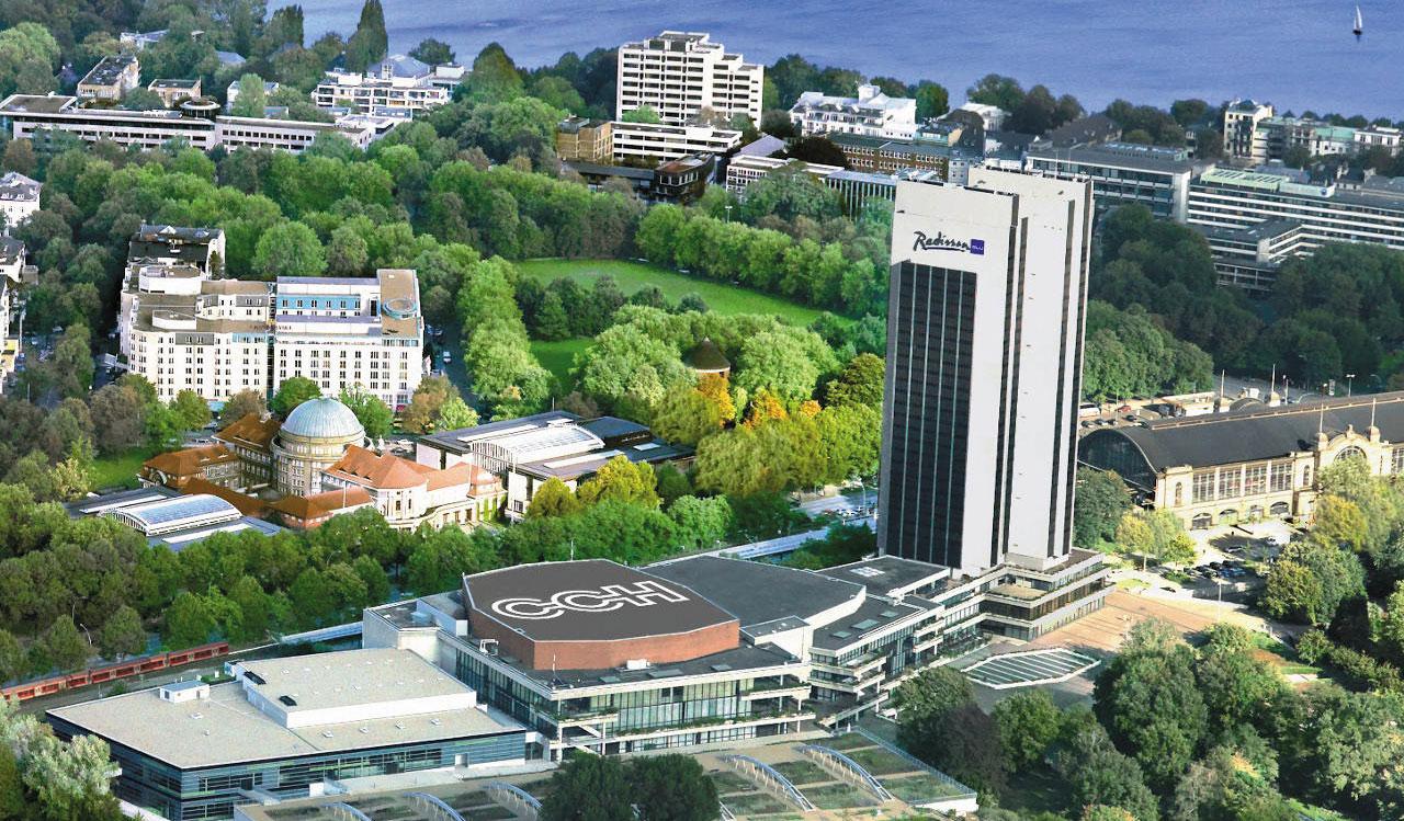 PMI at Radisson Blu Hotel Hamburg