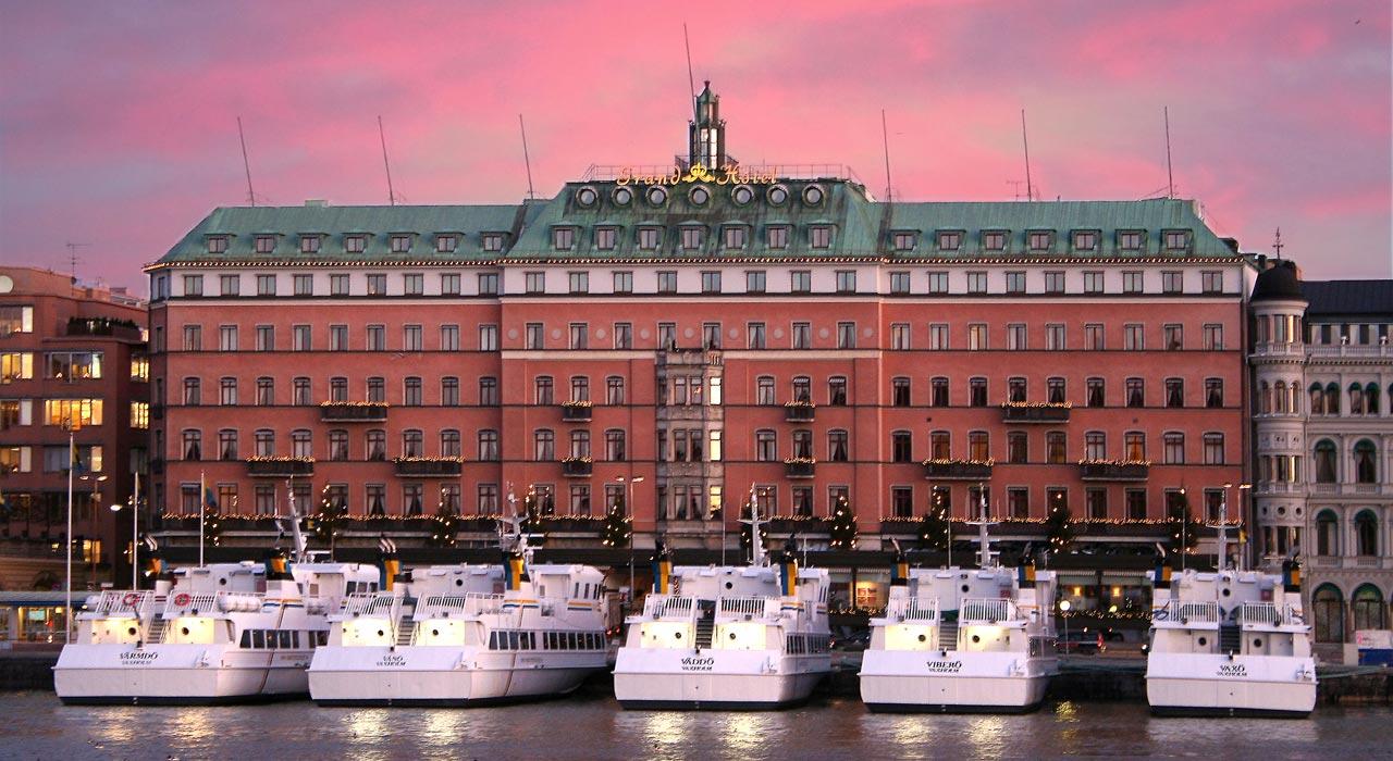 Complimentary Breakfast seminar at Grand Hôtel, Stockholm, September 25, 2014